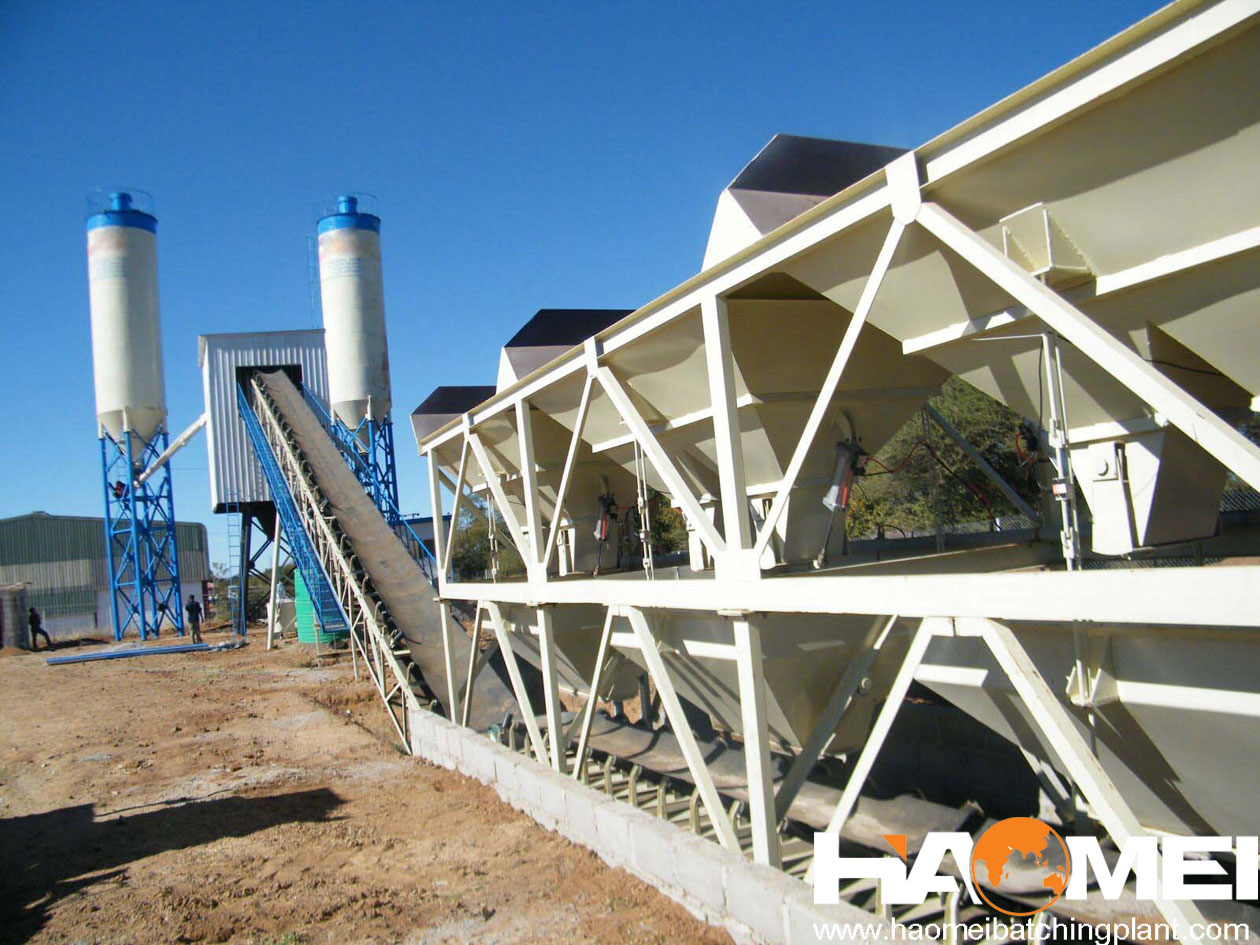 concrete mixing plant supliers