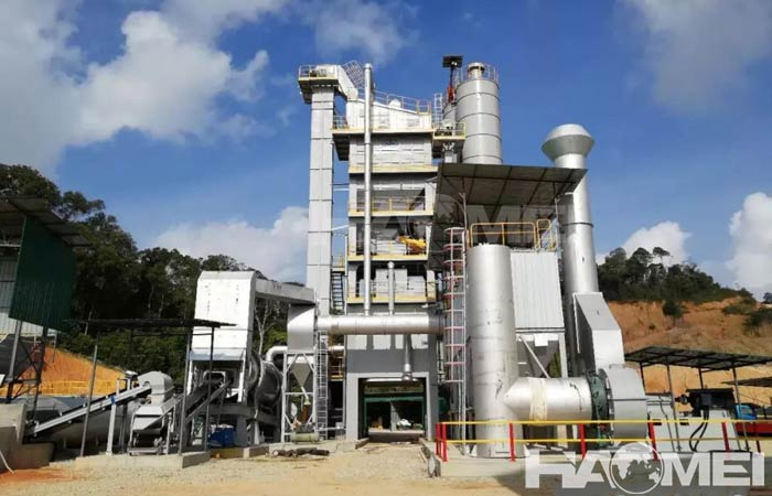 buy fixed asphalt mixing plant