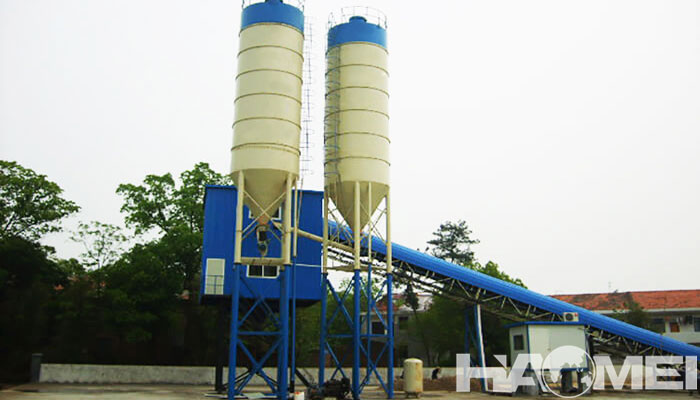 batching plant mini
